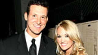 Carrie Underwood: Tony Romo