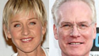 Ellen DeGeneres, Tim Gunn Honored as PETA's People of the Year