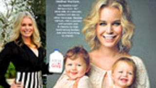 PIC: See Rebecca Romijn's Twin Girls' Adorable New Ad!