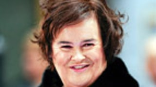 Susan Boyle Finds Intruder in Her Home