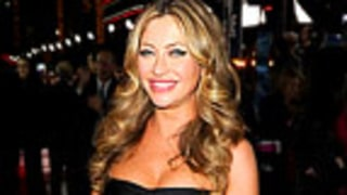Rebecca Gayheart Shows Off Bump on Red Carpet