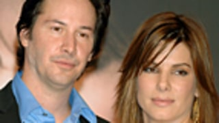Keanu Reeves Sends Well Wishes to Sandra Bullock