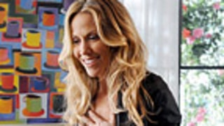 Watch Sheryl Crow Flirt With Much-Younger Man on Cougar Town