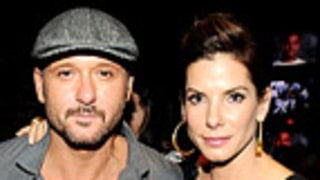 Tim McGraw on Sandra Bullock: She's