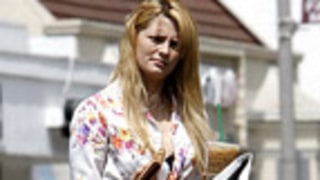Mischa Barton Slammed for Showing