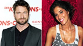 Gerard Butler Heating Up With French TV Host