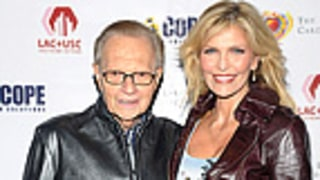 Larry King's Wife May Have Only Wed Him for Money, Says Ex