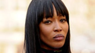 Naomi Campbell Throws Another Punch, Denies Link to Dictator