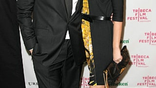 Ed Burns and Christy Turlington