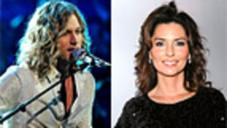 Idol's Casey James Wishes He Would Have Kissed Shania Twain