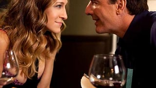 Sarah Jessica Parker & Chris Noth, Sex And The City 2