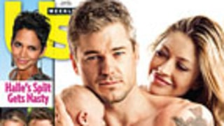 Eric Dane, Rebecca Gayheart Debut Baby Daughter!