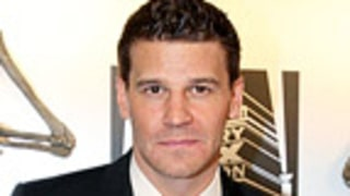 David Boreanaz Is in