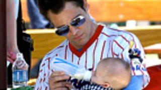 PIC: Jackass' Johnny Knoxville Debuts New Son!
