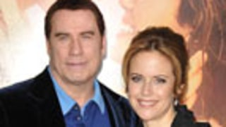 John Travolta and Kelly Preston, 47, Are Expecting!