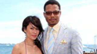 Terrence Howard Gets Married!