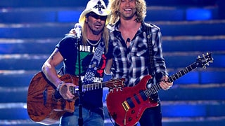 Bret Michaels and Casey James