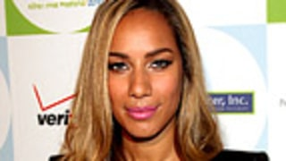 Singer Leona Lewis Fell Down an Elevator Shaft!