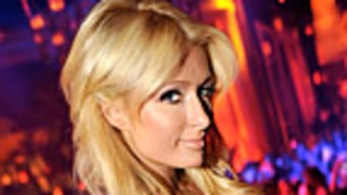 Paris Hilton Parties in Las Vegas