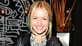 Becki Newton Hangs Out in Toronto