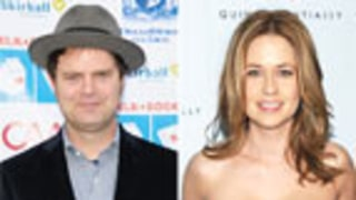 Rainn Wilson: Jenna Fischer's Wedding Was