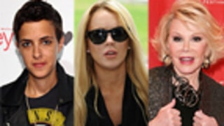 Sam Ronson Defends Lindsay Lohan After Joan Rivers Diss