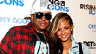 Christina Milian Served Divorce Papers While Pregnant