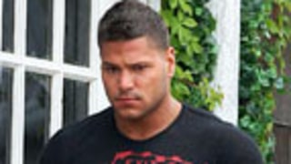 Jersey Shore's Ronnie Arrested Over Unpaid Parking Tickets