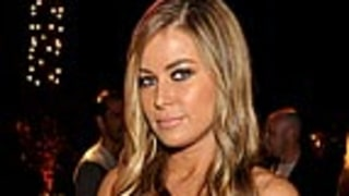 Carmen Electra Parties With Jermaine Dupri in L.A.