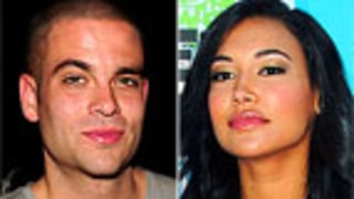 Glee's Naya Rivera Keyed Mark Salling's Lexus in Jealous Fit