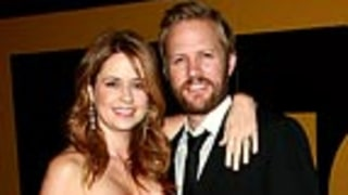 Jenna Fischer Debuts Wedding Ring at Emmys!