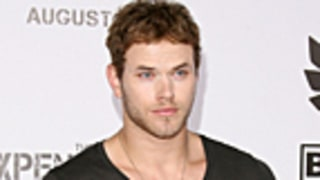 Kellan Lutz Is