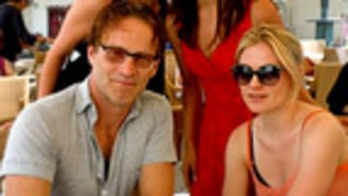 First Pic: Anna Paquin, Stephen Moyer Honeymoon in Italy!