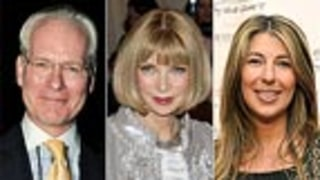 Nina Garcia Sides With Anna Wintour -- not Tim Gunn -- in Feud