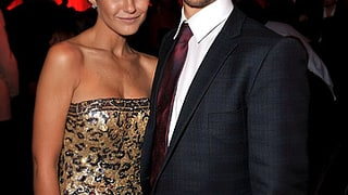 Emmanuelle Chriqui and Ryan Kwanten