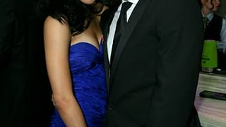 Naya Rivera and Mark Salling