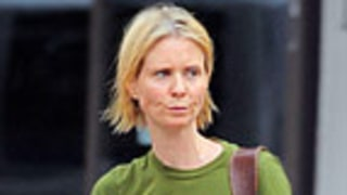 Write a Fashion Police Caption for Cynthia Nixon