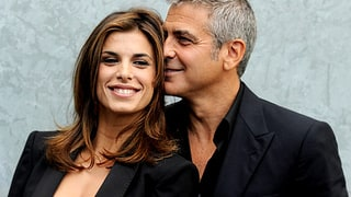 Canoodling Clooney