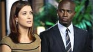 Kate Walsh: Filming Tub Scene With Taye Diggs