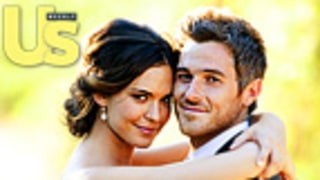 First Pic! Dave Annable, Odette Yustman Reveal Wedding Photo