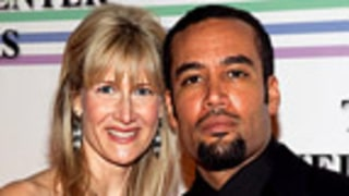 Ben Harper Separated From Laura Dern on New Year's Day