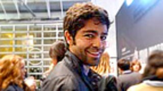 Adrian Grenier Attends Levi's Photo Workshop