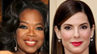 Sandra Bullock, Oprah Join Forces in New Movie