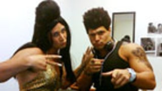 PIC: Vinny, Ronnie Dress Up as Jersey Shore Costars