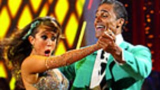 Cheryl Burke: Rick Fox Is DWTS'