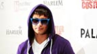 DJ Pauly D Dresses as Justin Bieber in Vegas