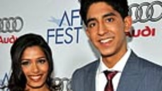 Freida Pinto Plays Coy on Dev Patel Engagement Rumors