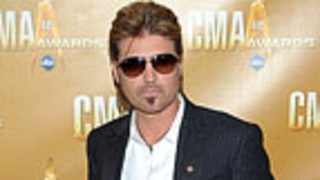 Billy Ray Cyrus Makes First Public Appearance Since Divorce