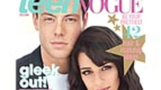Lea Michele Dishes on Mark Salling's