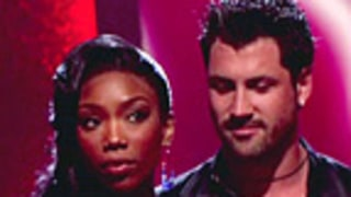 Brandy on DWTS Elimination: